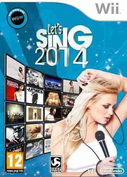 Descargar Lets Sing 2014 [MULTI5][PAL][SCOOPEX] por Torrent